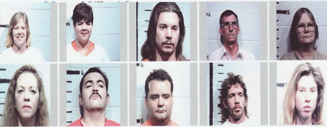 Four of five Border Patrol drug busts involve US citizens, records