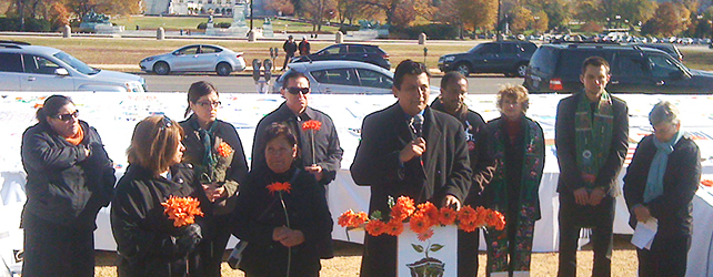 Families of Border Victims Highlight Lives Lost Due to Increased Border Militarization
