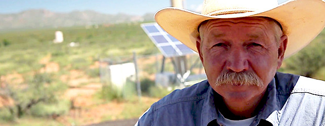 Arizona Rancher Fed Up With Border Patrol's Presence On His Property (Video)