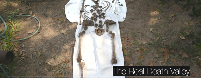 The Real Death Valley: The Untold Story of Mass Graves and Migrant Deaths in South Texas