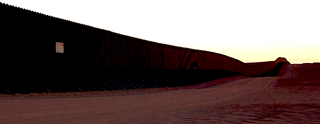 PRI: A filmmaker's journey along the US-Mexico border