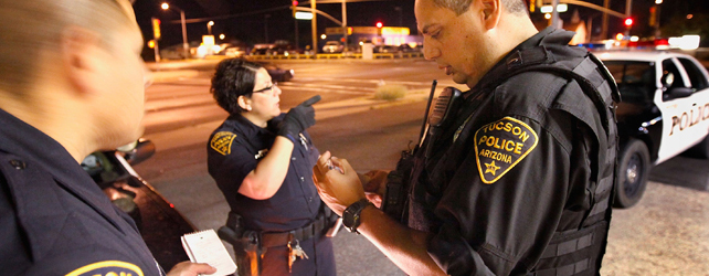 Tucson police no longer enforcing Arizona's immigration status checks