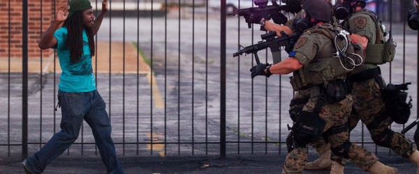 The New York Times: Obama Limits Military-Style Equipment for Police Forces
