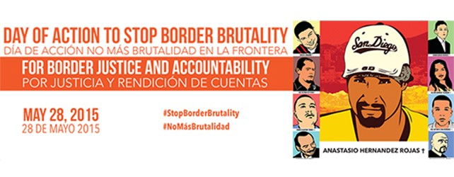 9 Cities Across the Nation will Take Action to Stop Border Brutality