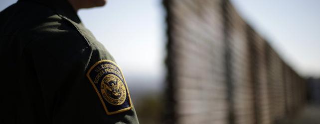 U.S. Border Patrol Completes Trial Run Of Body Cam Study