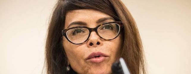 Ex-family detention social worker speaks at congressional forum