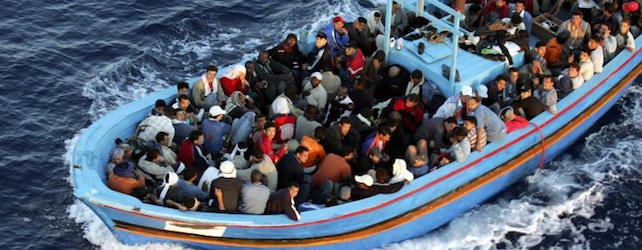 Preserving Borders vs. Preserving People: Death Toll Rises as Refugees Head to Europe Seeking Safety