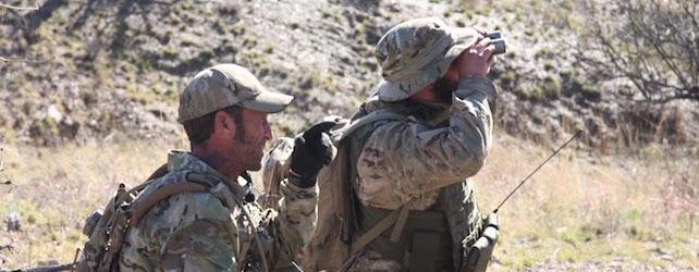 Inside an Arizona Border Militia