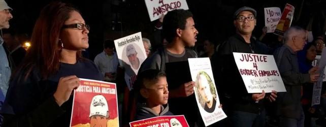 Petition calls for border death investigation